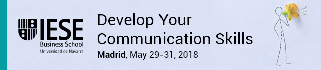 IESE - Develop Your Communication Skills