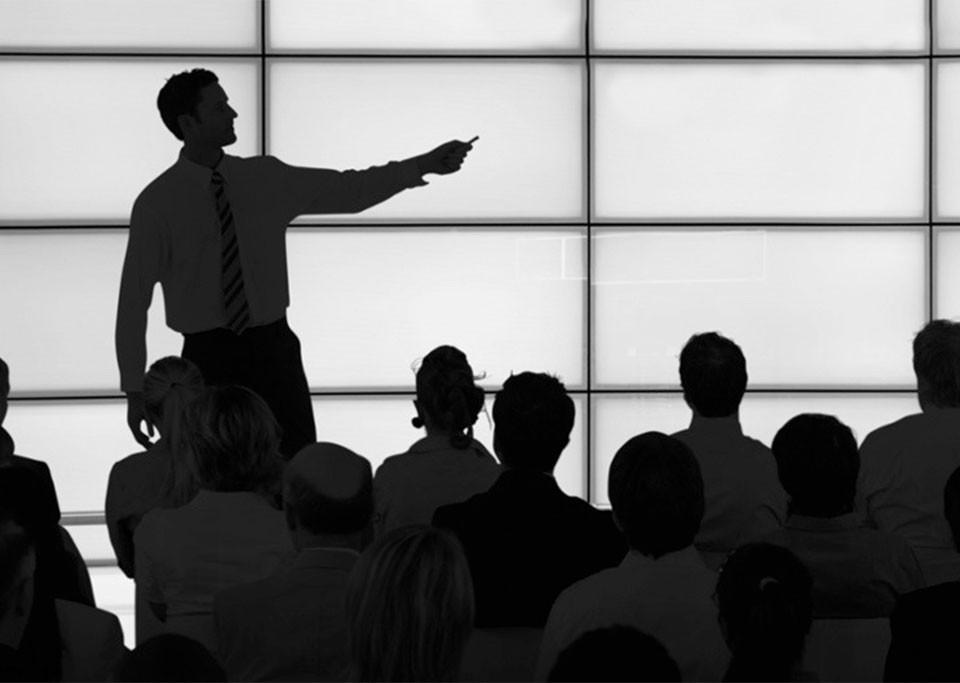 Disfrutar hablando en público